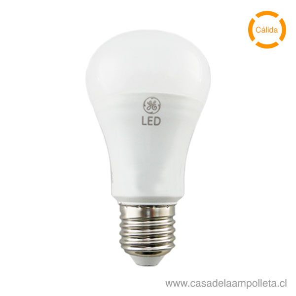 AMPOLLETA LED A60 7W - BLANCO CÁLIDO (3000K)