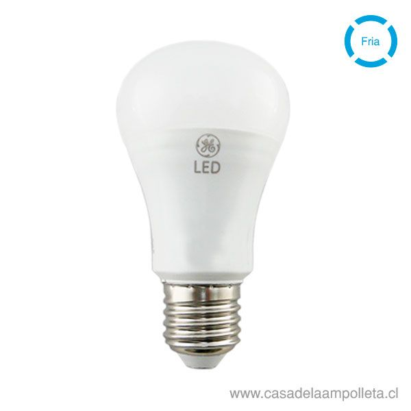 AMPOLLETA LED A60 7W - BLANCO FRÍO (6500K)