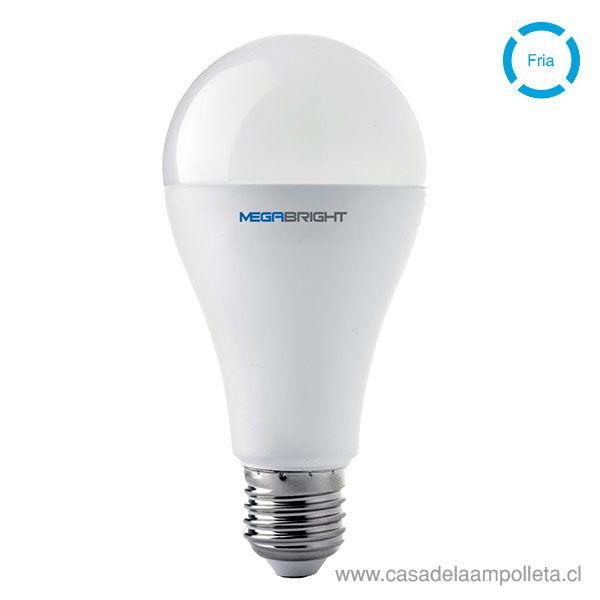 AMPOLLETA LED A65 15W - BLANCO FRÍO (6400K)