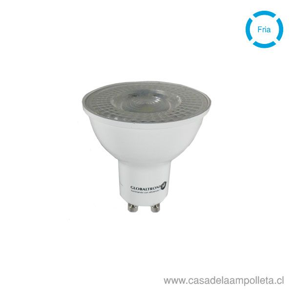 AMPOLLETA LED GU10 4,7W - BLANCO FRIO (6500K)