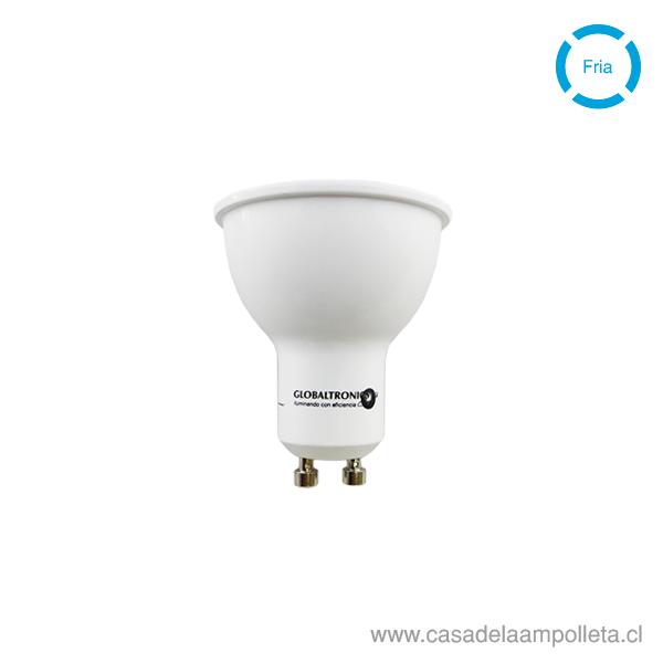 AMPOLLETA LED GU10 6,8W - BLANCO FRÍO (6500K)
