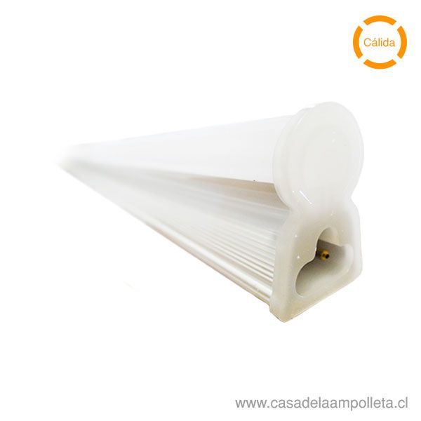 EQUIPO LED LINEAL T5 18W 120CM - BLANCO CÁLIDO (3000K)