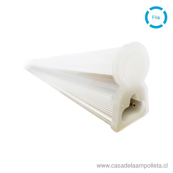 EQUIPO LED LINEAL T5 18W 120CM - BLANCO FRÍO (6000K)