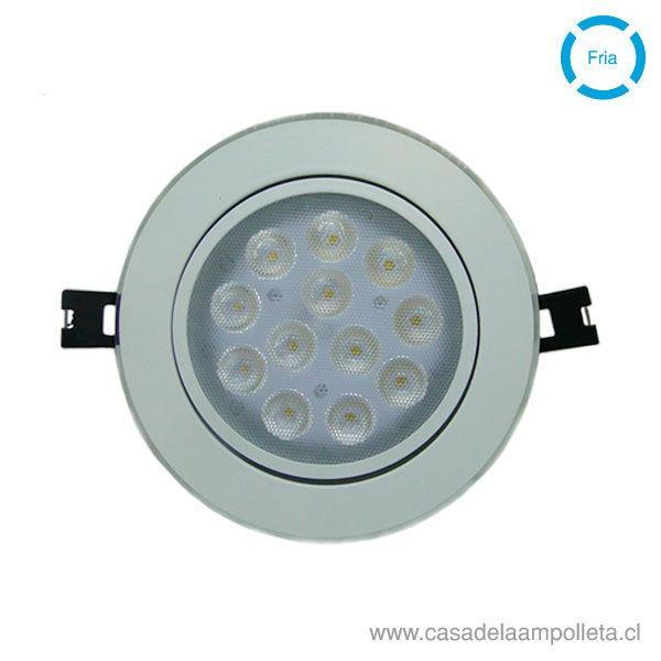 FOCO DOWNLIGHT LED 14W BLANCO FRÍO (6500K)