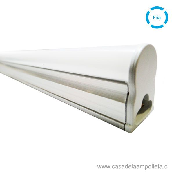 EQUIPO LED LINEAL T5 16W 90CM - BLANCO FRIO (6000K)