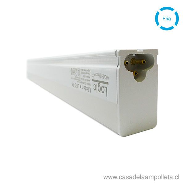 EQUIPO LED LINEAL T5 4W 30CM - BLANCO FRIO (6500K)