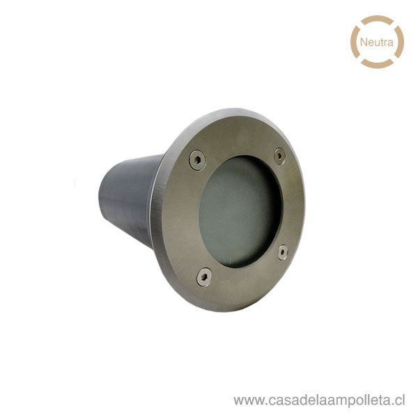 FOCO LED DE PISO 3W - BLANCO NEUTRO (4000K)