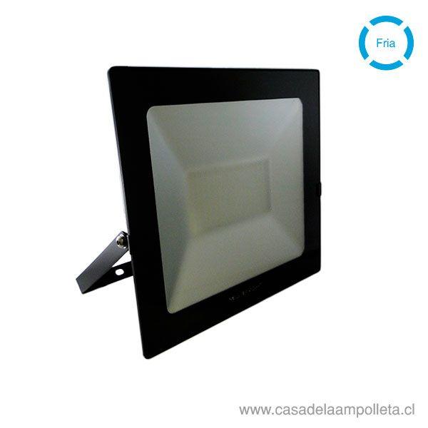 PROYECTOR LED PLANO 200W TELCO FLAT PRO  BLANCO FRÍO (6500K)