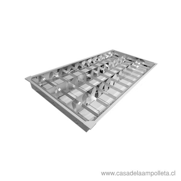 LUMINARIA DE ALTA EFICIENCIA EMBUTIDA 120X60 - FSL