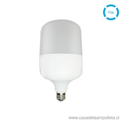 AMPOLLETA LED HIGH POWER HAMMER 50W E27 - BLANCO FRIO (6000K)