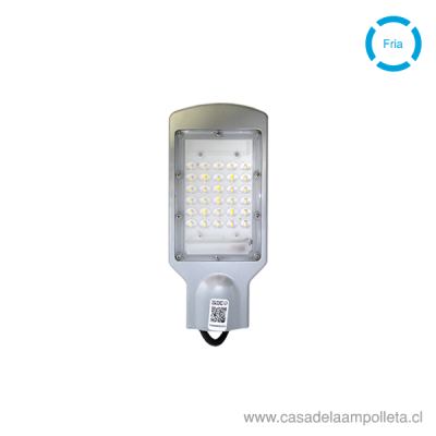 LUMINARIA PÚBLICA LED IP65 30W