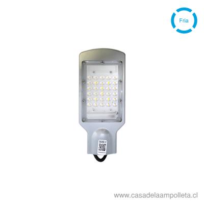 LUMINARIA PÚBLICA LED IP65 30W