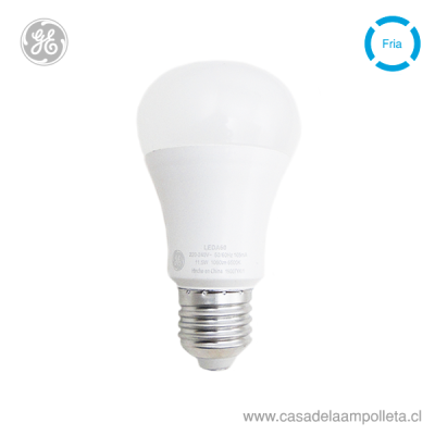AMPOLLETA LED SNOWCONE 11,5W (75W) - BLANCO FRÍO (6500K)