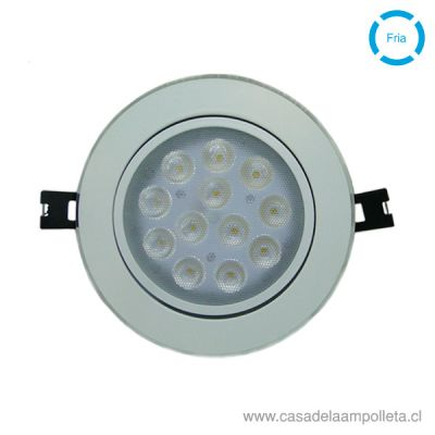 FOCO DOWNLIGHT LED 14W BLANCO FRÍO (6500K)