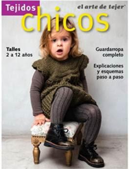 REVISTA CHICOS 2015 EL ARTE DE TEJER1