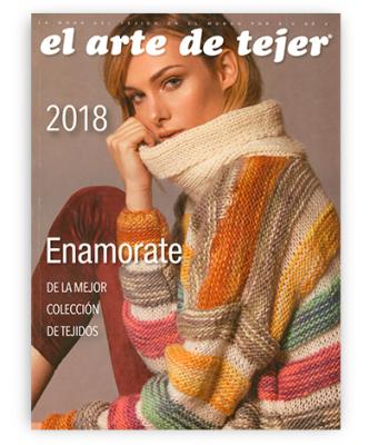 REVISTA EL ARTE DE TEJER 20181