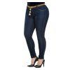 Una marca de jeans para tallas grandes o plus size