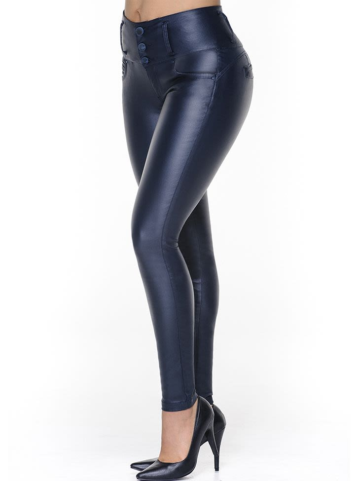 Jeans Levantacola Colombiano J-6216-Azul - PaoPink