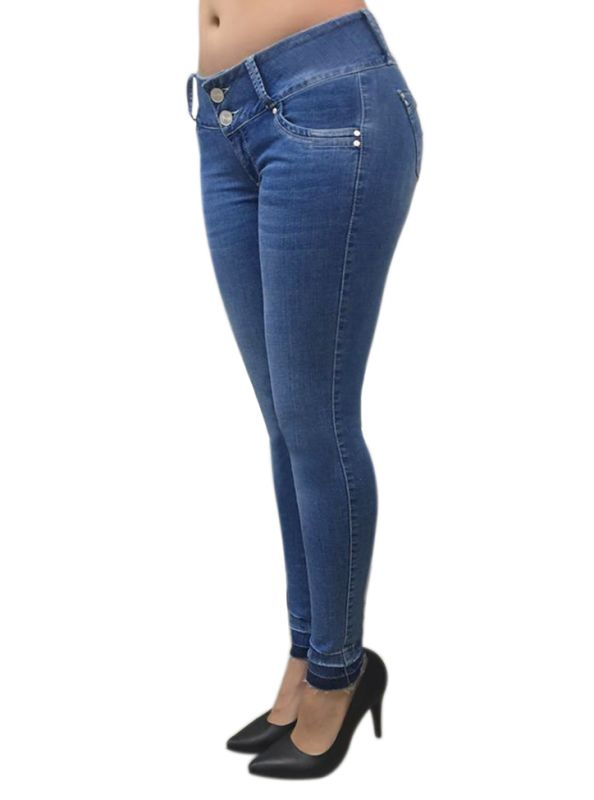 Jean Levantacola Colombiano J-6105 Truccos Jeans - PaoPink