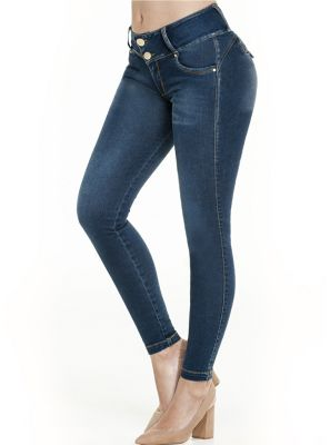 Jeans Levantacola Colombiano J-6147 Truccos Jeans - PaoPink