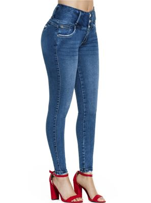 Jeans Levantacola Colombiano J-6161 Truccos Jeans - PaoPink