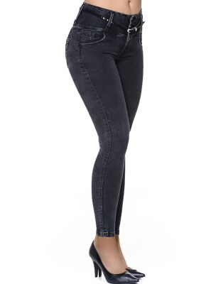Jeans Levantacola Colombiano J-6213 Truccos Jeans - PaoPink