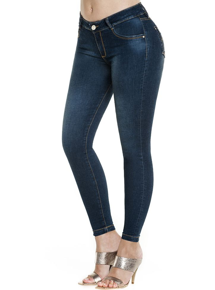 Jean Levantacola Colombiano J-6113 Truccos Jeans - PaoPink