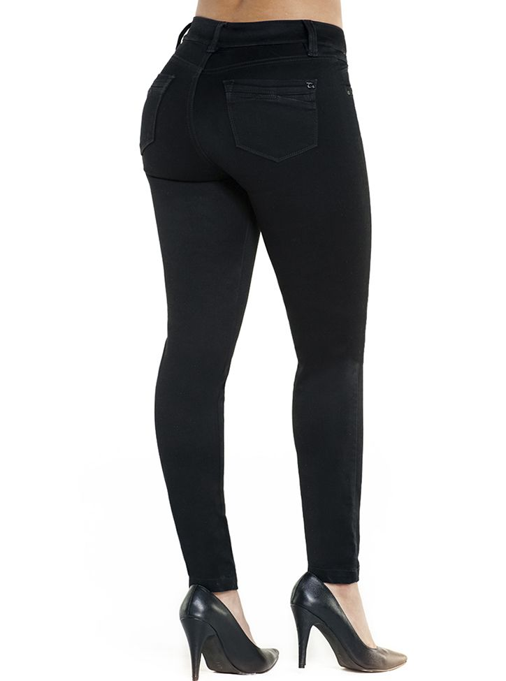 Jeans Levantacola Colombiano J-6106 Truccos Jeans - PaoPink
