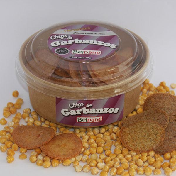 Chips de Garbanzos Belpane