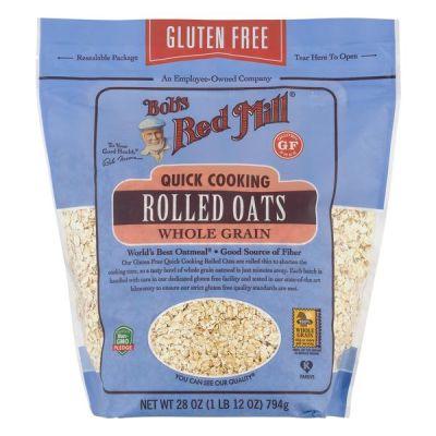 Avena Integral Sin Gluten de Fácil Cocción Red Mill