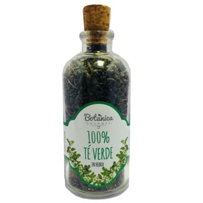 100% Té Verde Botánica
