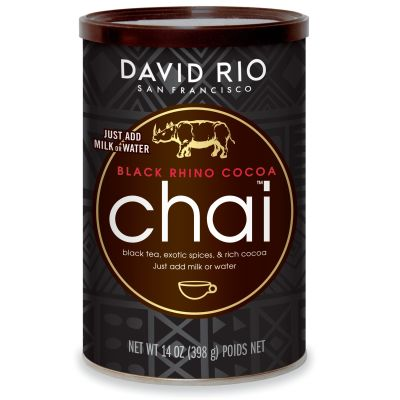 Té Black Rhino Cocoa David Rio