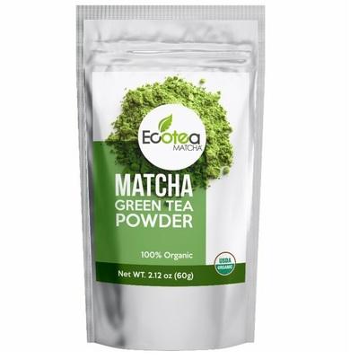 Té Verde Matcha 60 Gr. Ecotea