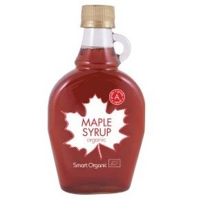 Jarabe de Maple Smart Organic