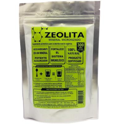 Zeolita en Polvo 300 Gr. BioZeolita