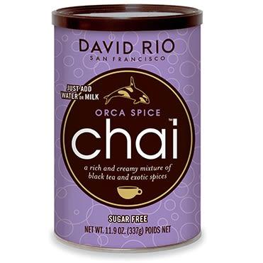 Té Orca Spice Chai Sin Azúcar David Rio