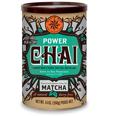 Té Power Chai Matcha David Rio