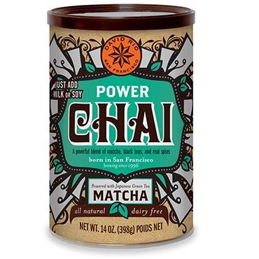 Té Power Chai Matcha David Rio