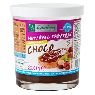 Pasta de Chocolate y Avellanas Damhert