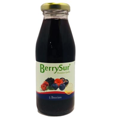Jugo 5 Berries Berrysur