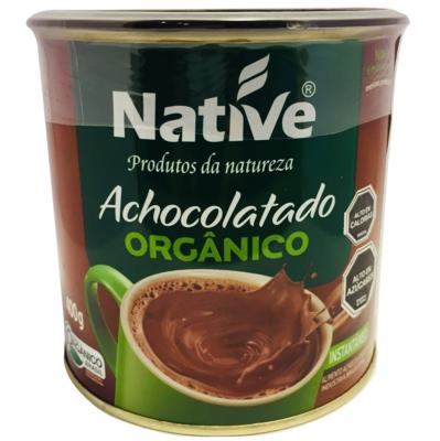 Achocolatado en Polvo Orgánico Native