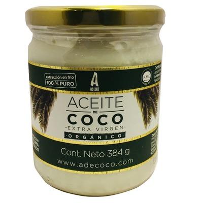 Aceite de Coco 384 Gr. A de Coco