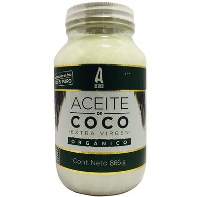 Aceite de Coco 866 Gr. A de Coco