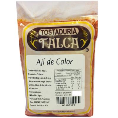 Ají de Color Tostaduría Talca