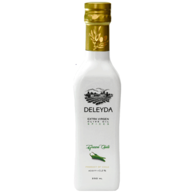 Aceite de Oliva Ají Verde Deleyda