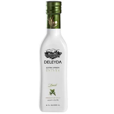Aceite de Oliva Albahaca Deleyda