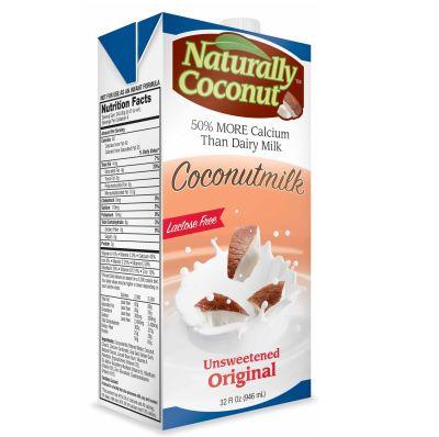 Alimento líquido de Coco Naturally Coconut