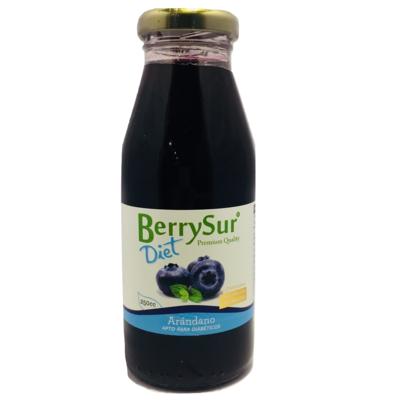Jugo Arándano Diet Berrysur