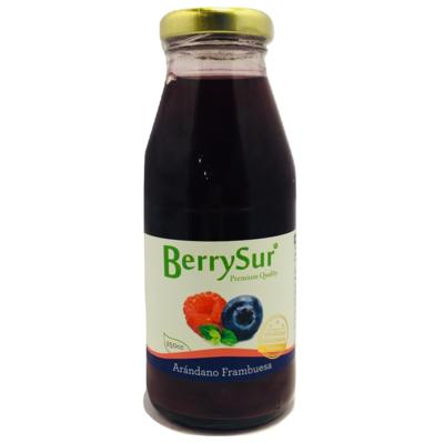 Jugo Arándano Frambuesa Berrysur