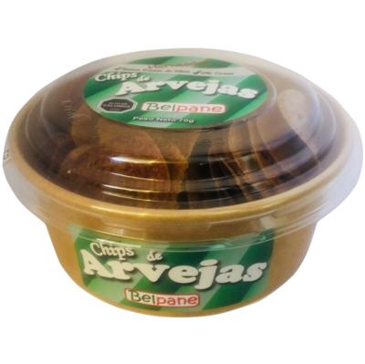 Chips de Arvejas Belpane